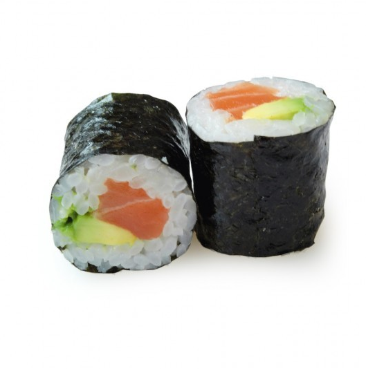 Makis saumon
