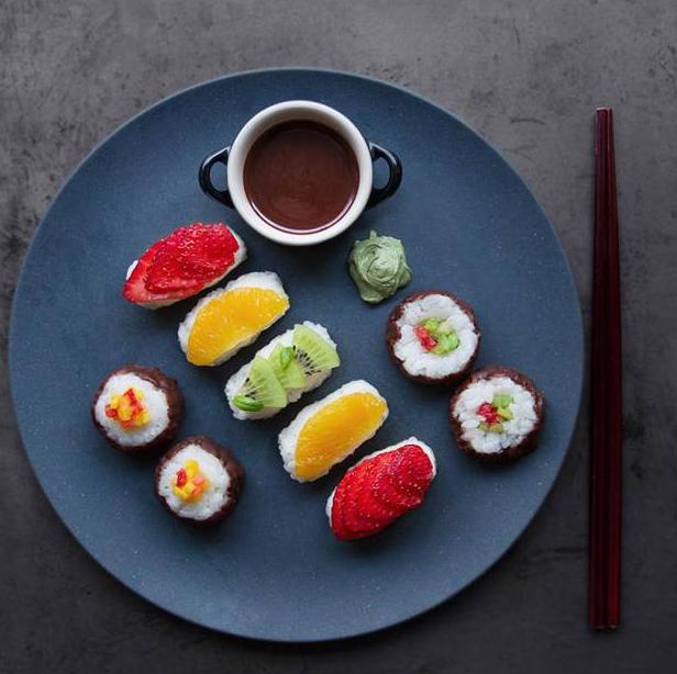 sushi sucré
