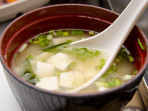 Trois plats végétariens à la nippone