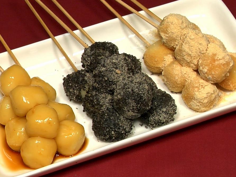 Le dango au tofu