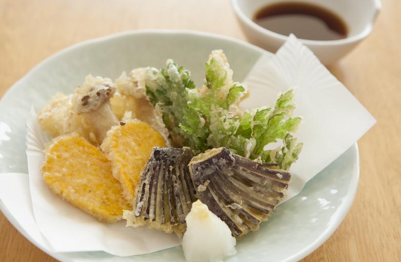Le yasai tempura