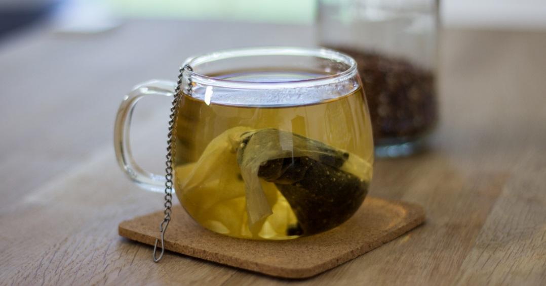 tasse verre thé infusion sobacha dessous de verre